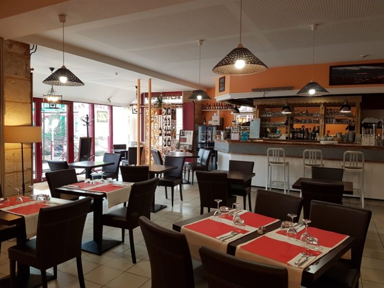 Destination Garonne, la Brasserie de la Halle, Cadillac