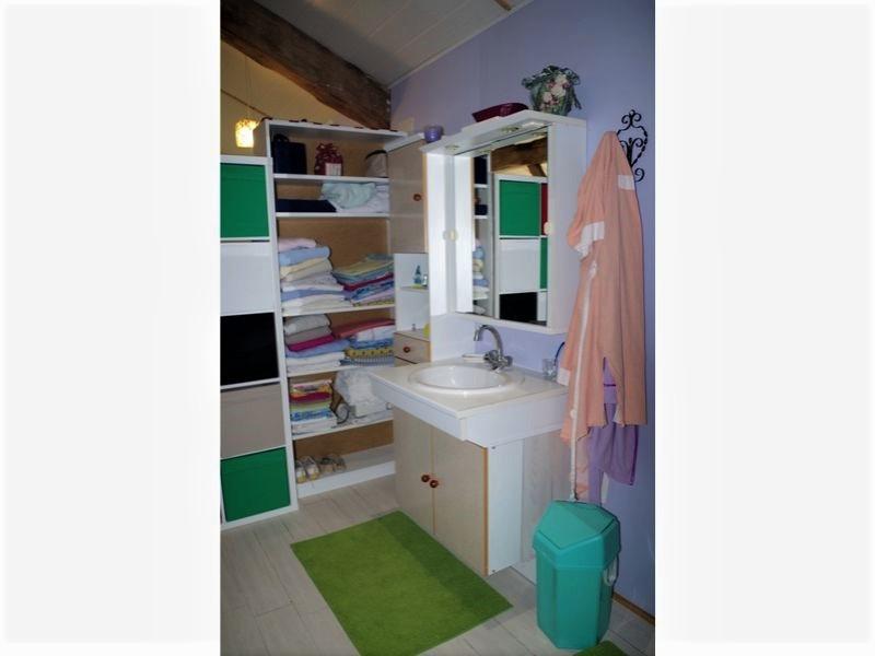 salle d'eau La Grange de Mamie