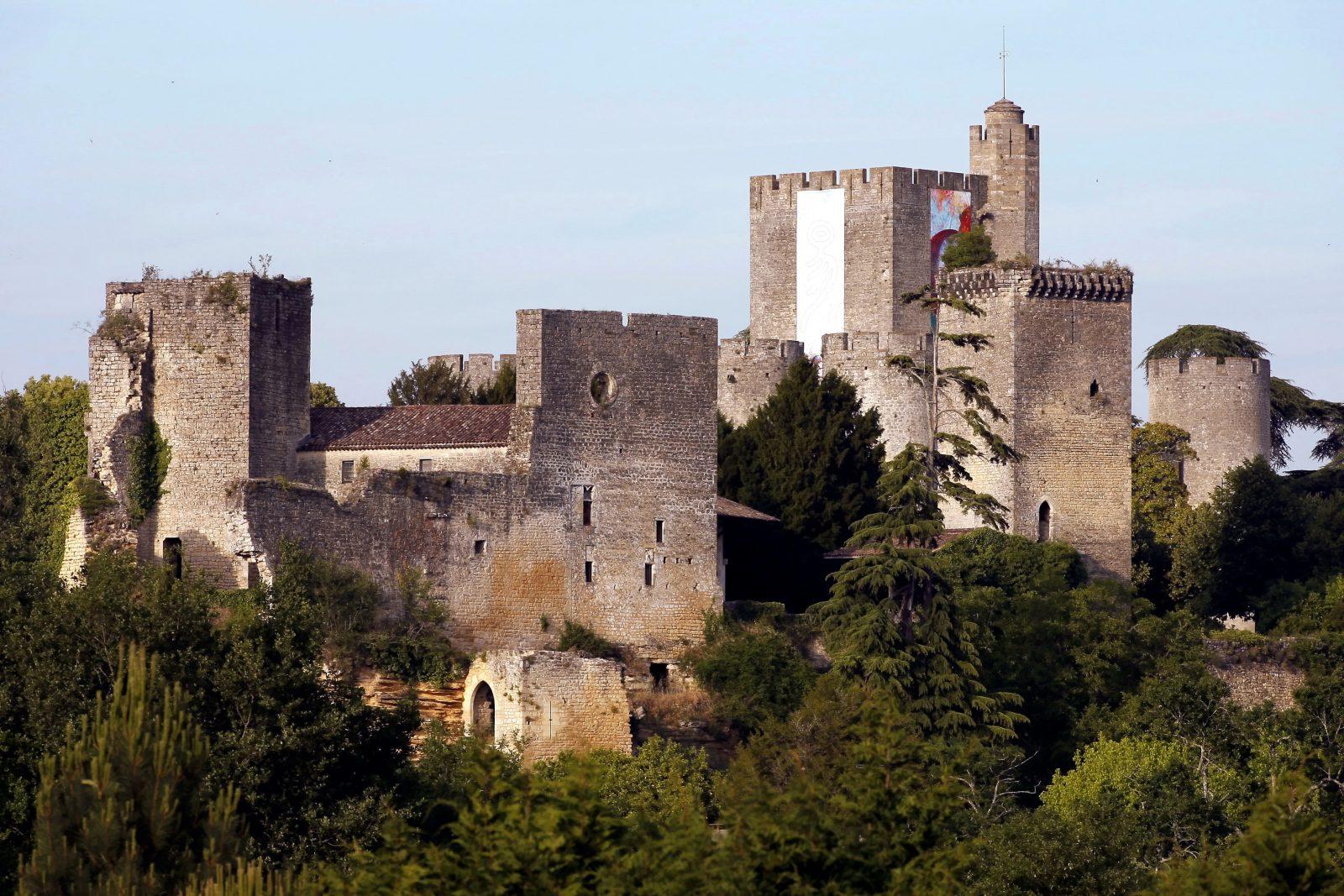 Château de Roquetaillade MAZÈRES Sud-Gironde