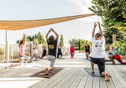 Yoga de l'énergie